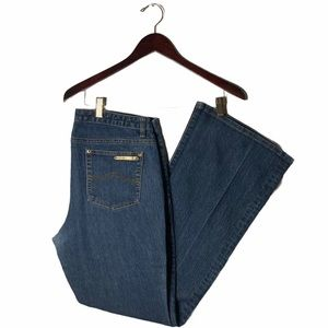 Michael Kors Bootcut/Flare Jeans Size 10